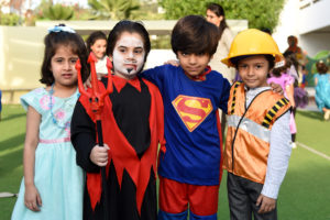 Halloween Celebration at TLT Pre-School
