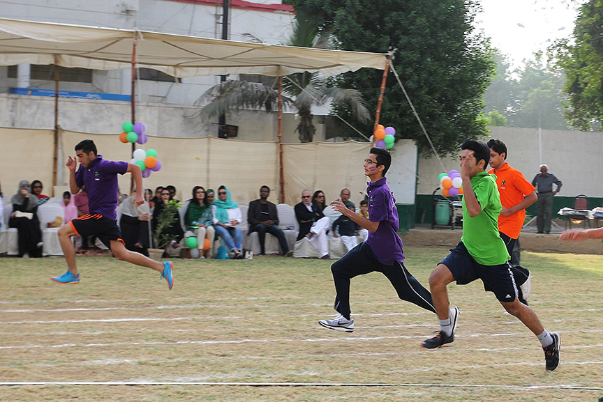 Sports Day Upper Junior and Senior School 2017 – 2018 – The